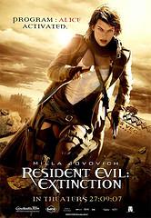 Resident Evil: Extinction (cartel 1)